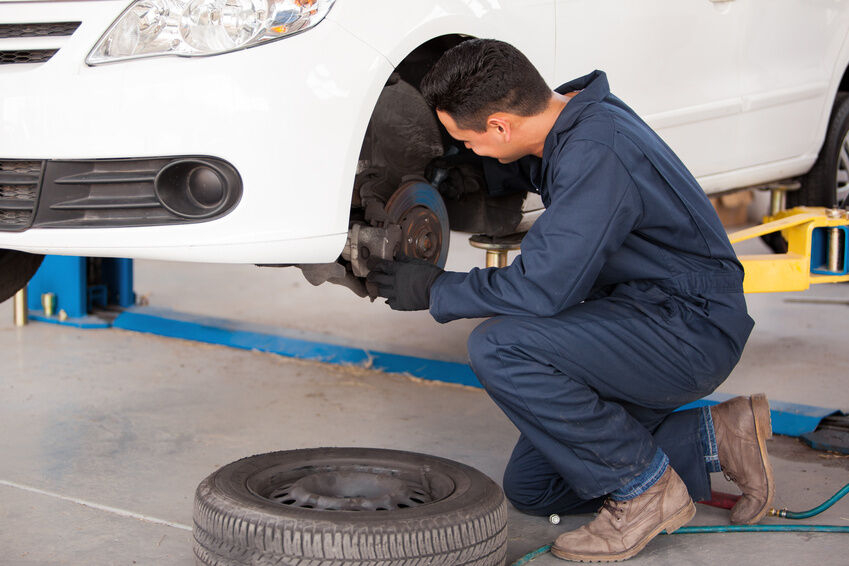 How to Replace Ball Joints on Your Car