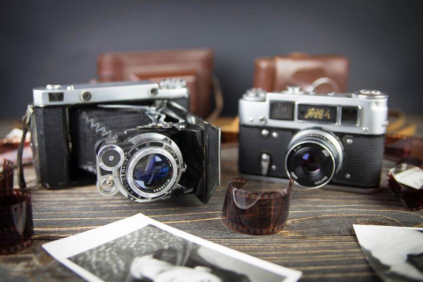 Top 3 Vintage Cameras for Beginner Photographers