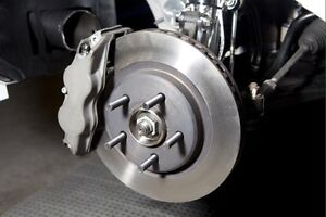 BRAKE PAD AND ROTOR REPLACEMENT