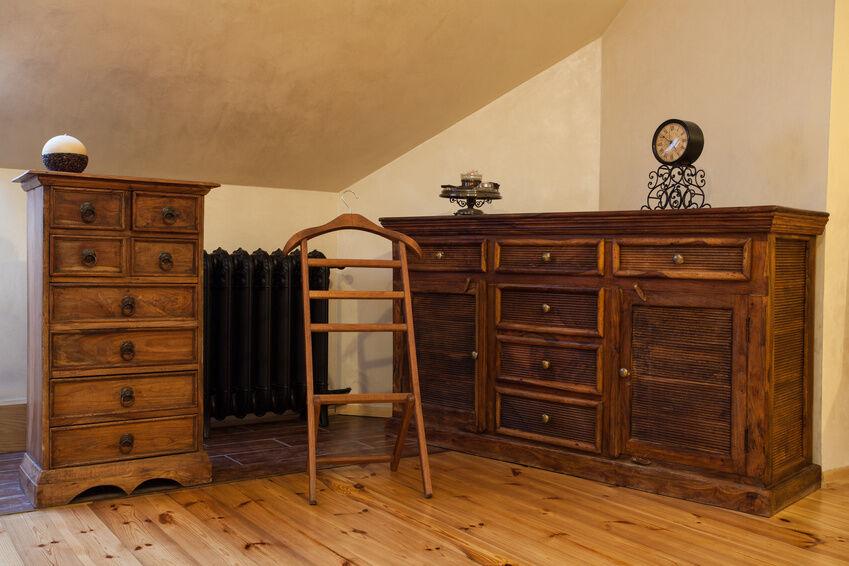 einrichtungstipps wohnzimmer mit kommode im landhausstil