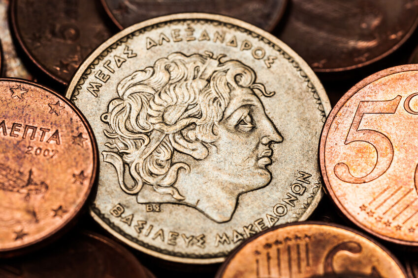 A Brief History of Alexander the Great Coins