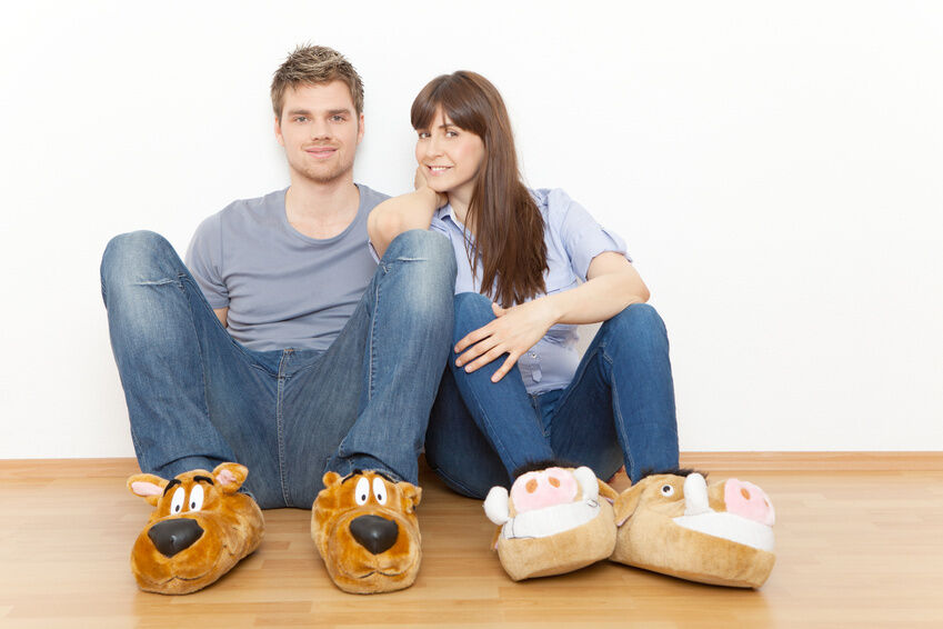How to Keep Your Novelty Slippers New