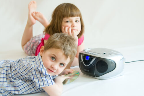 Buying the Right CD Player for Your Child