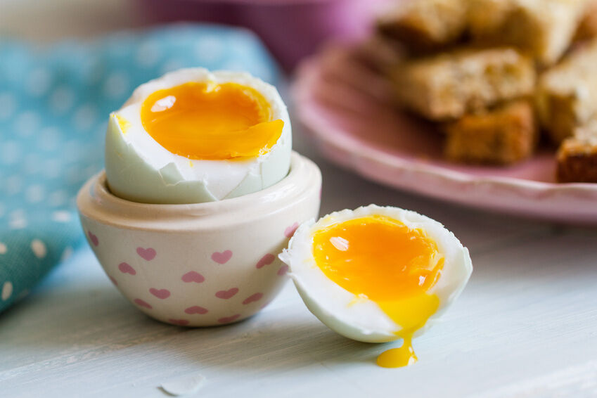 How to Care for Vintage Decorative Egg Cups