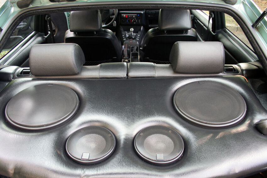 Top Products Needed for Your Car Audio System