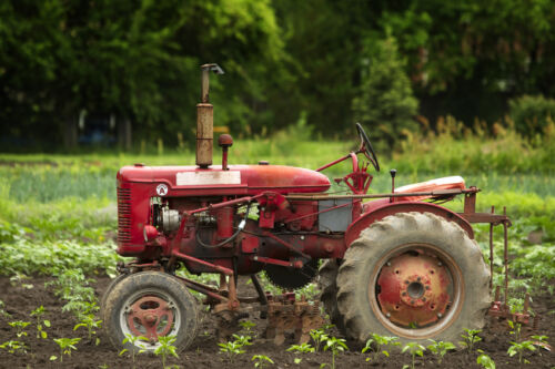 Antique Tractors: How to Keep Your Vehicle in Tip-Top Condition