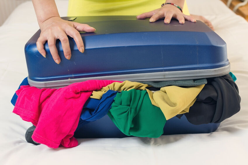 How to Pack Men's Suits for Travel