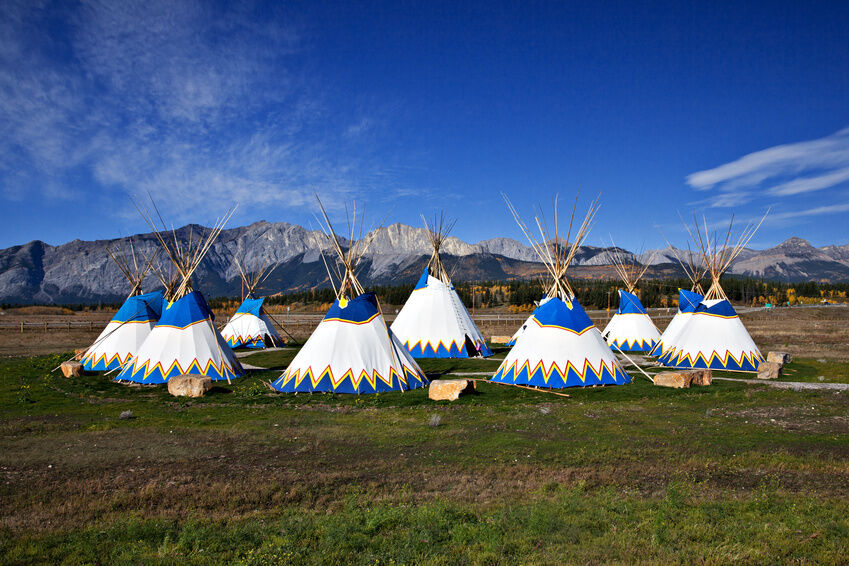 How to Plan a Short Break with Tipis