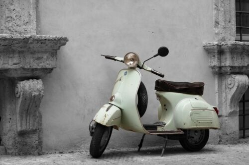 Vintage Vespa Buying Guide