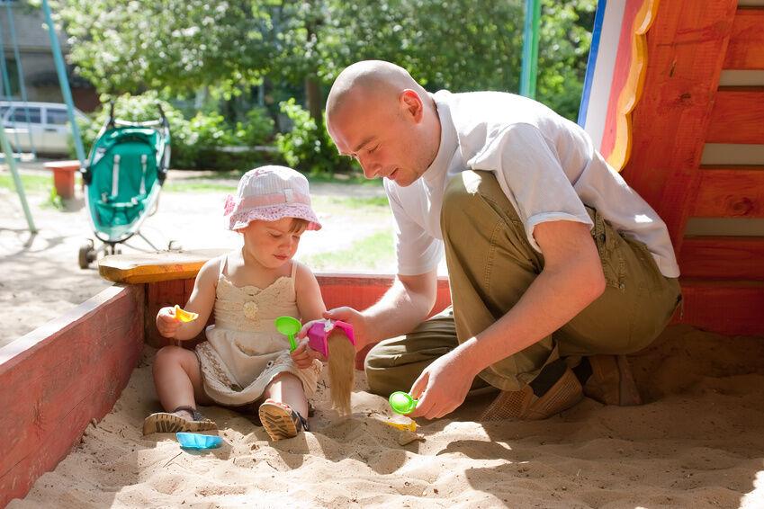 Die Top 3 Sandkästen für Kinder