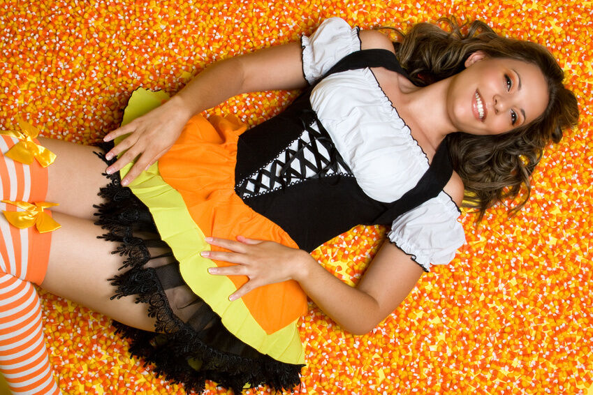 how to make a candy corn costume ebay