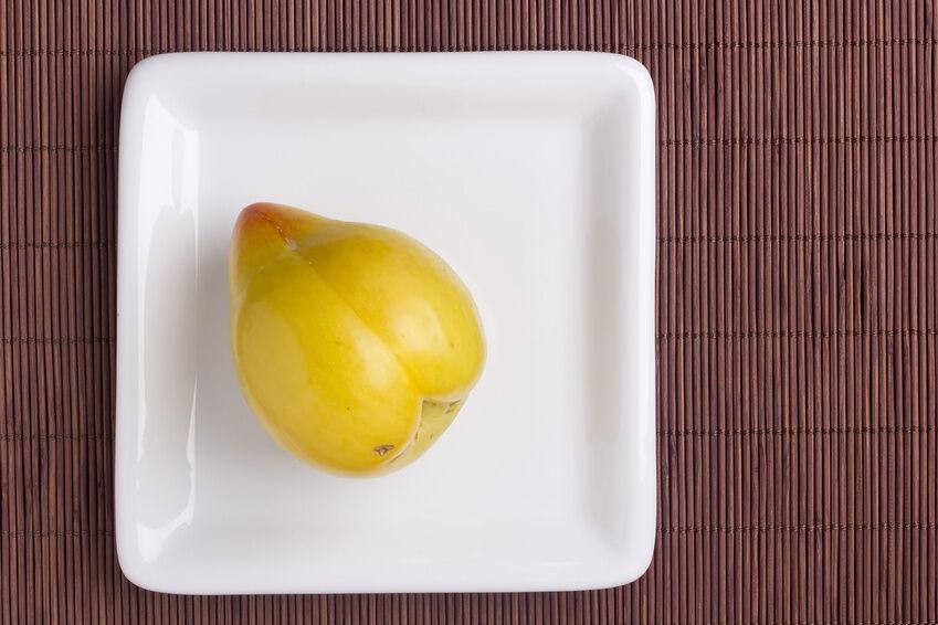 Es muss nicht immer rund sein: Geschirr mit Ecken und Kanten