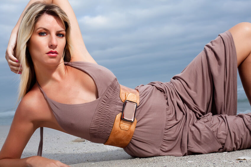 How to Buy a Ladies' Brown Belt