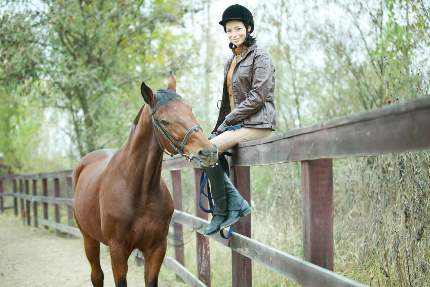 How to Fit a Horse Riding Hat
