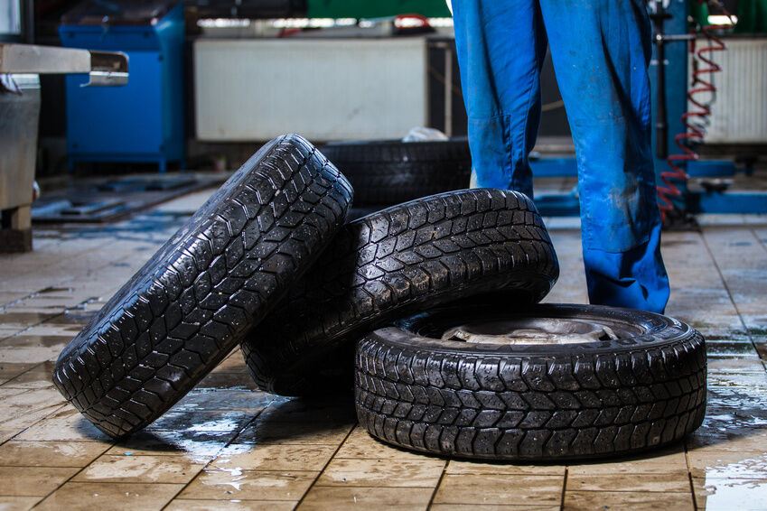 Things to Consider When Purchasing Used Caravan Tyres