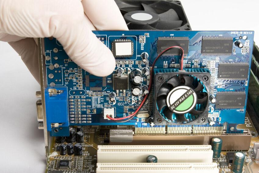 AGP vs. PCIe Video Cards