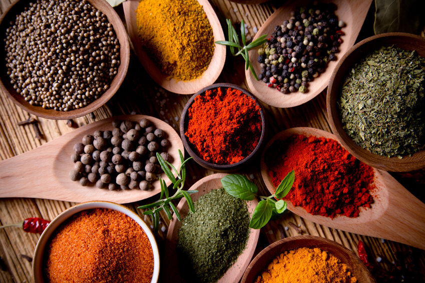 Top Summer Spices
