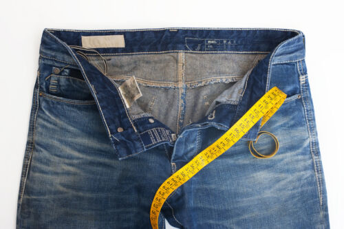 International Jeans Size Conversion Charts