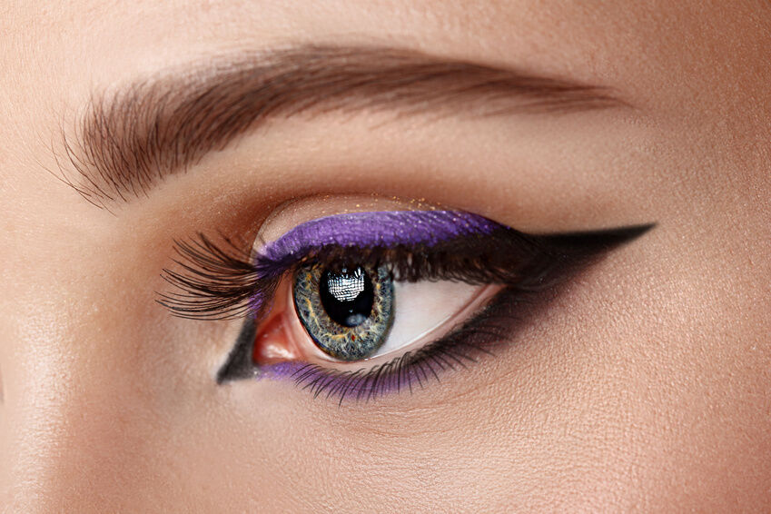 Choosing the Best Eyeliner Colour