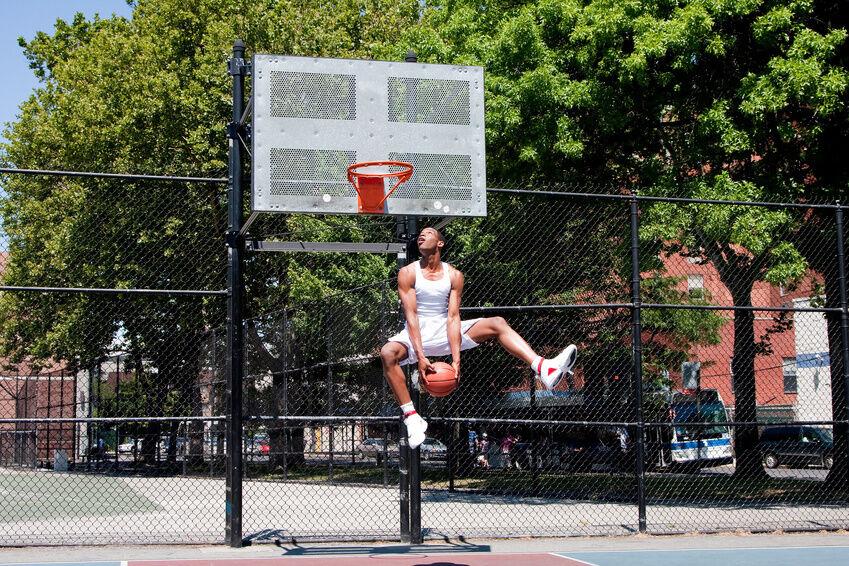 Jump! Die sprungsichersten Basketballschuhe mit Umknickschutz