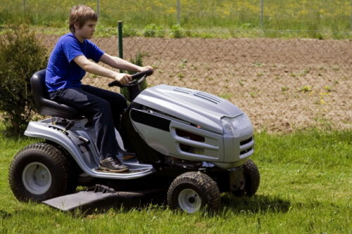 How to Buy a Garden Tractor