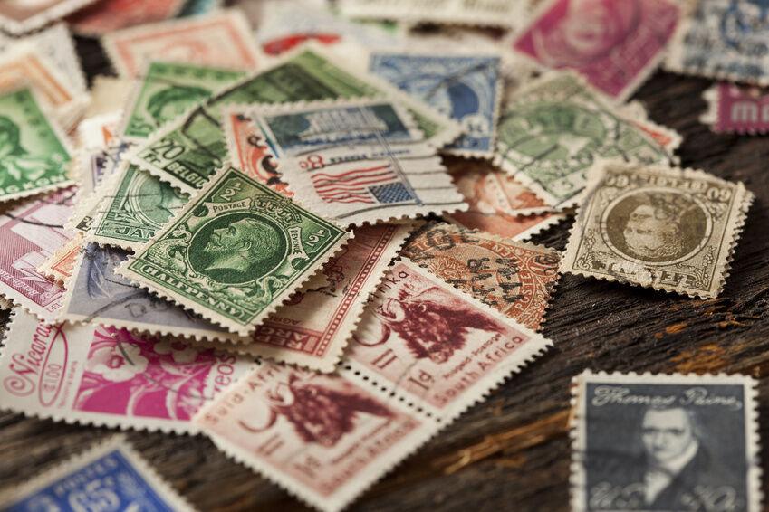 Die schönsten Briefmarken mit Rindermotiven