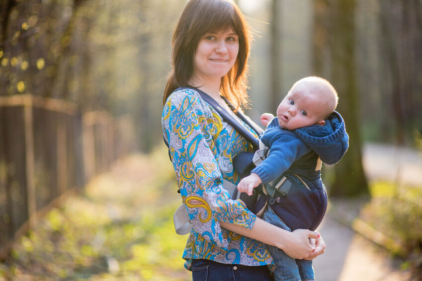 How to Choose a Baby Sling Carrier