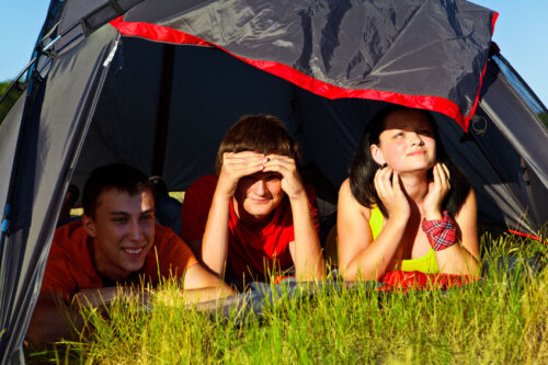 What Size Tarpaulin Should You Buy for Camping?
