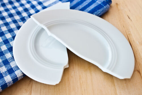 How to Repair Porcelain