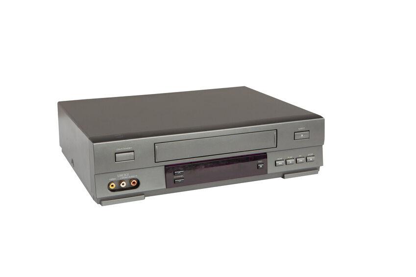 folgendes sollten sie beim kauf gebrauchter videorekorder. Black Bedroom Furniture Sets. Home Design Ideas