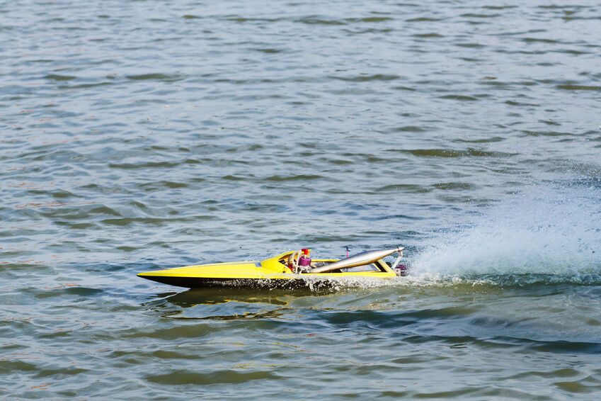 Top 10 Electric RC Boats