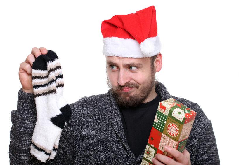 Gib dem schlimmsten Weihnachtsgeschenk eine zweite Chance