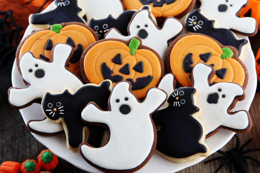 5 Types Of Ghost Themed Halloween Party Foods Ebay