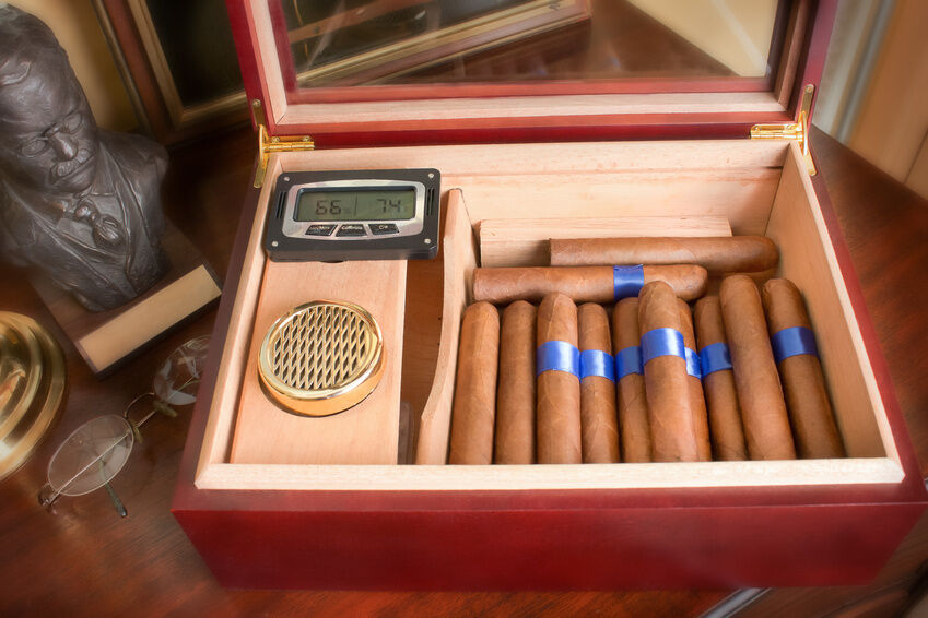 Tips to Care for a Cigar Humidor