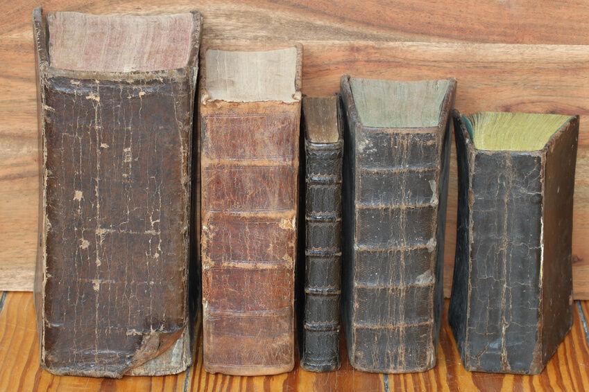 Wie findet man gut erhaltene Luther Bibeln?