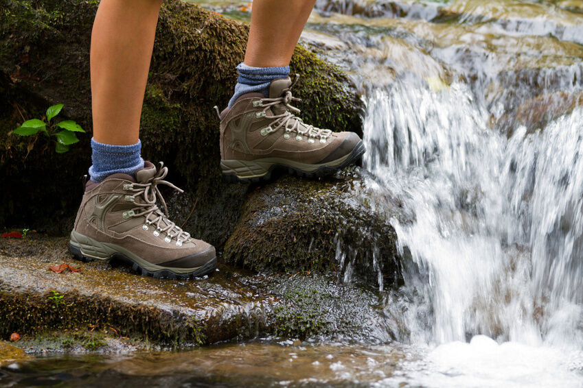Comfortable Hiking and Walking Shoes