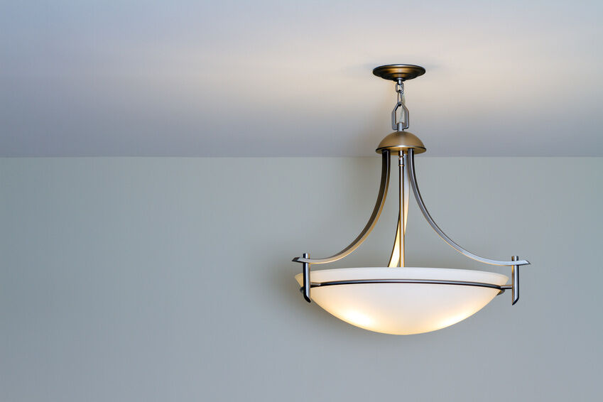 How To Install A Hanging Light Fixture