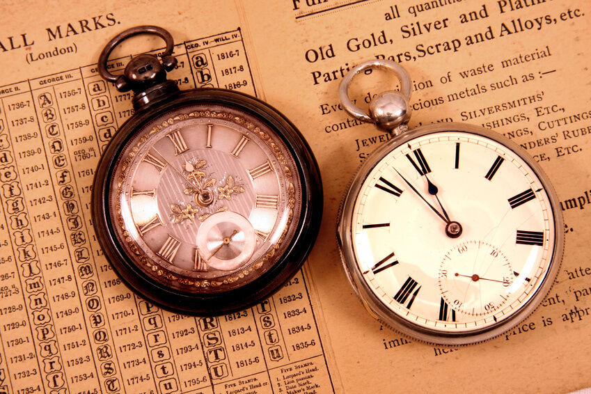 How to Care for a Fusee Pocket Watch
