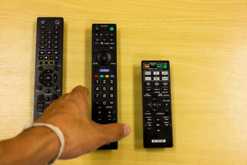 How to Buy a Used Cable or Freeview Remote Control