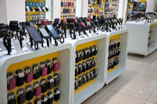 Choosing the Best Retail Display Equipment for Your Shop