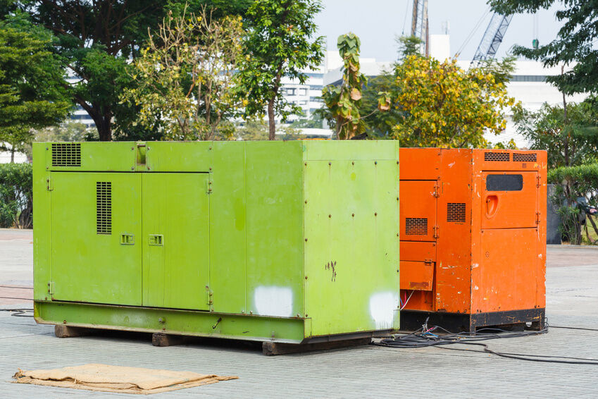 What to Look for When Buying a Used Diesel Generator