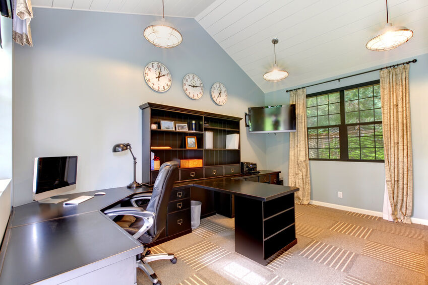 Top Tips for Decorating Your Home Office