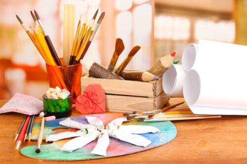 tipps zum malen mit k nstler und acrylfarben in allen nuancen ebay. Black Bedroom Furniture Sets. Home Design Ideas