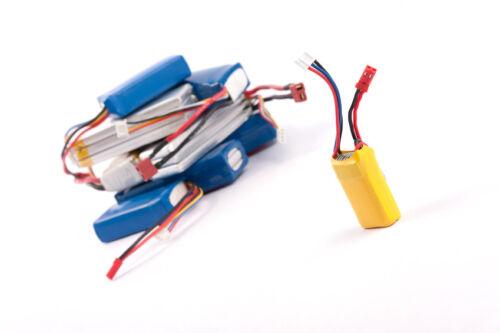 Basiswissen RC-Modellbau: wodurch sich LiPo-Akkus auszeichnen