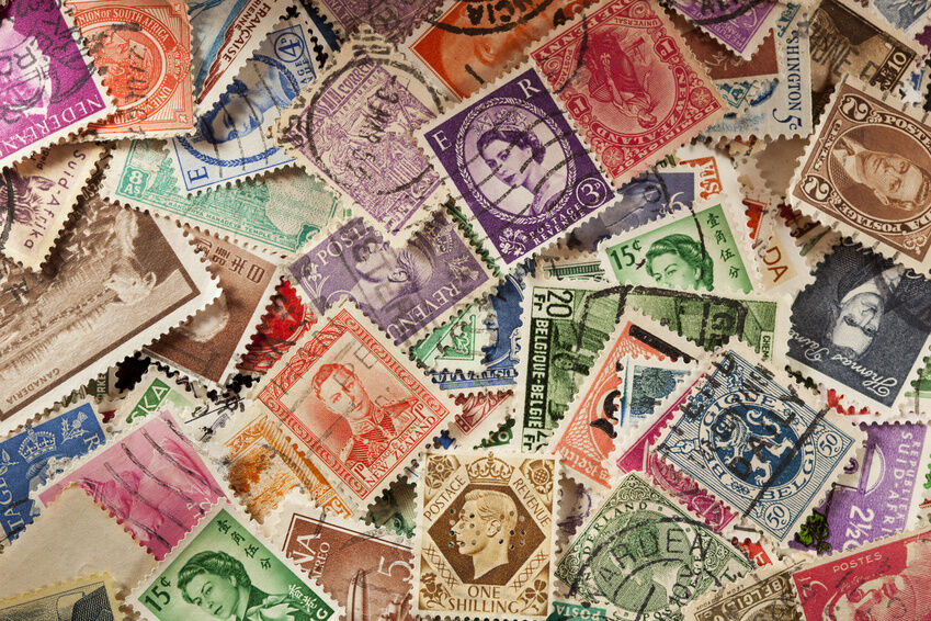 How to Care for Your Commonwealth Stamp Collection