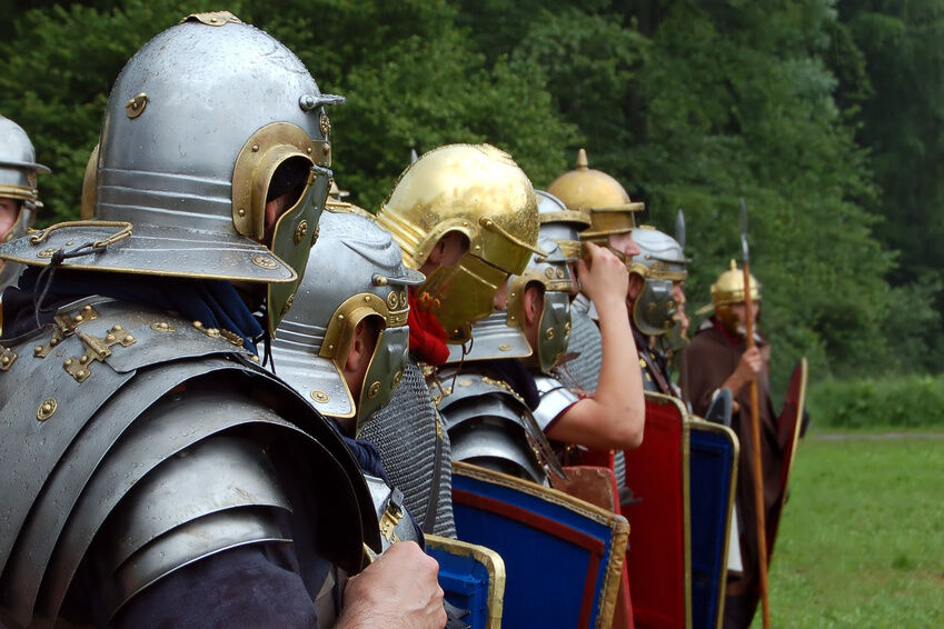 The Collector's Guide to Roman Armour