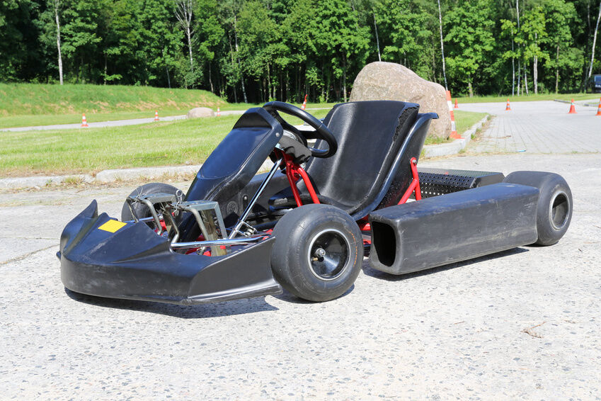 How to Build a Go-Kart with a Kit