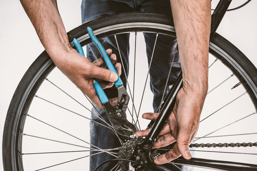 The Complete Guide To Bike Maintenance