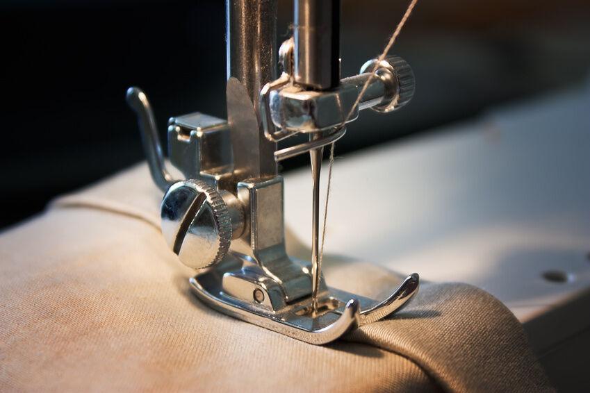 How to Sew Crinoline Fabric
