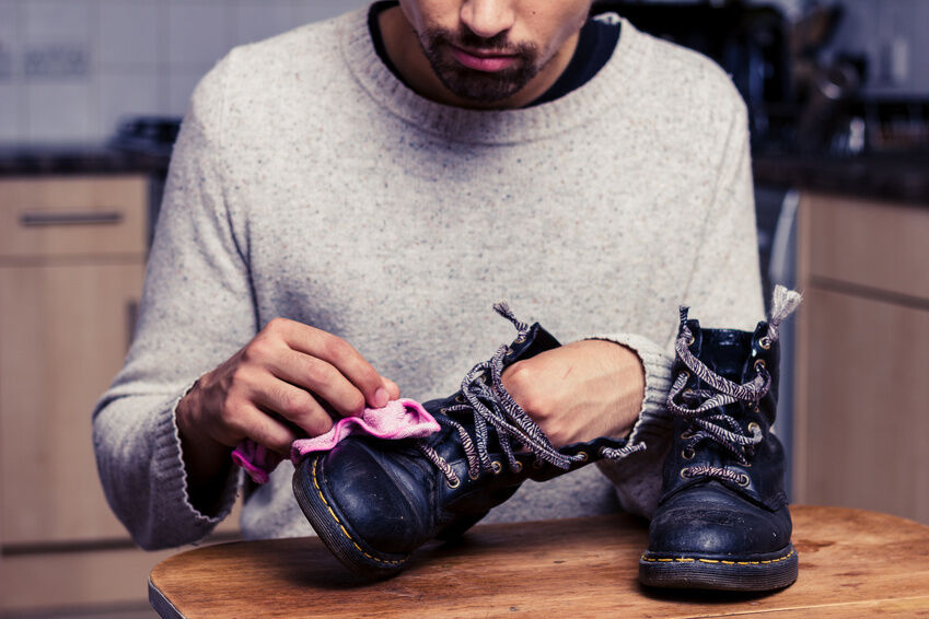 How to Care for Leather Men's Boots